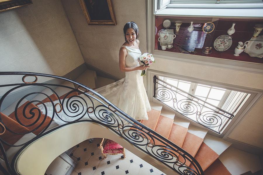Mariage au chateau de Servigny 19