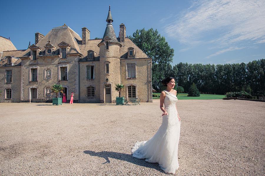 Mariage au chateau de Servigny 20