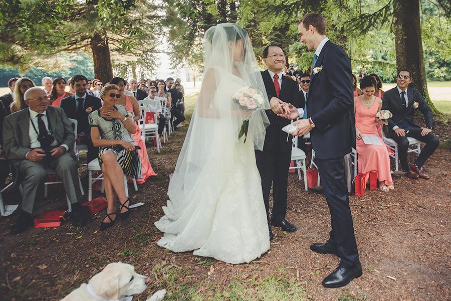 Mariage au chateau de Servigny 28