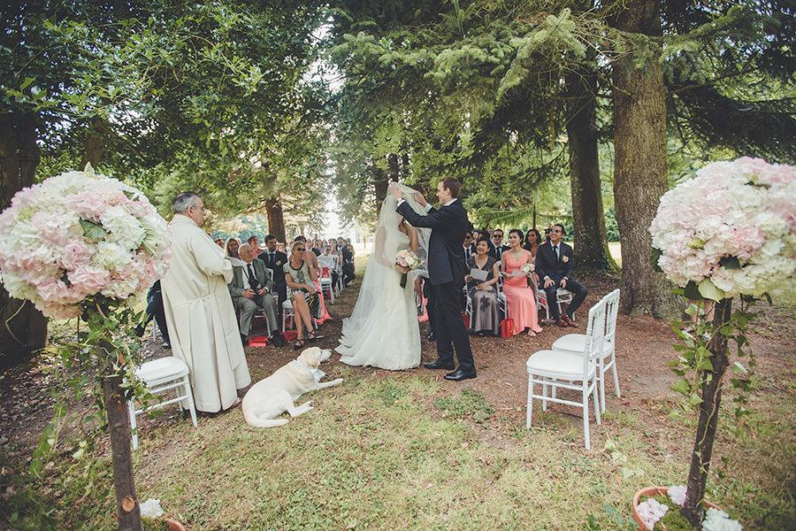 Mariage au chateau de Servigny 29