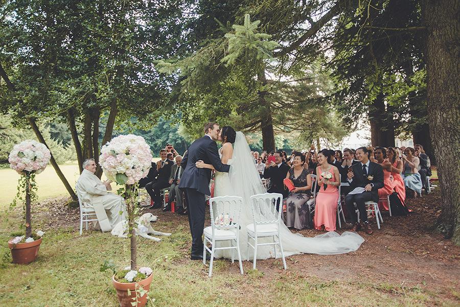 Mariage au chateau de Servigny 34
