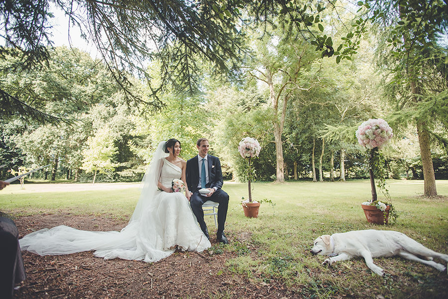 Mariage au chateau de Servigny 36