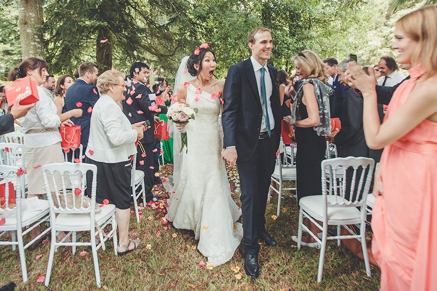 Mariage au chateau de Servigny 39