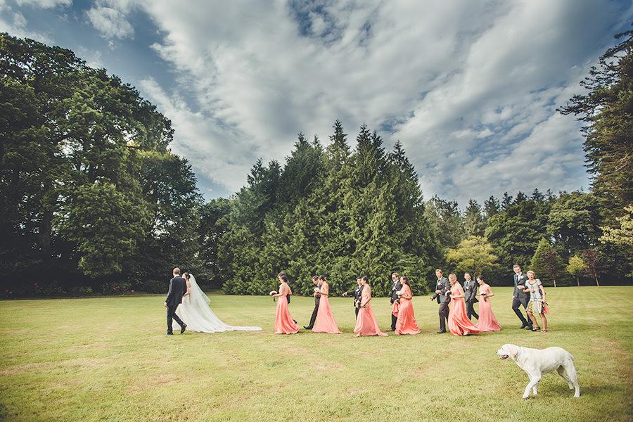 Mariage au chateau de Servigny