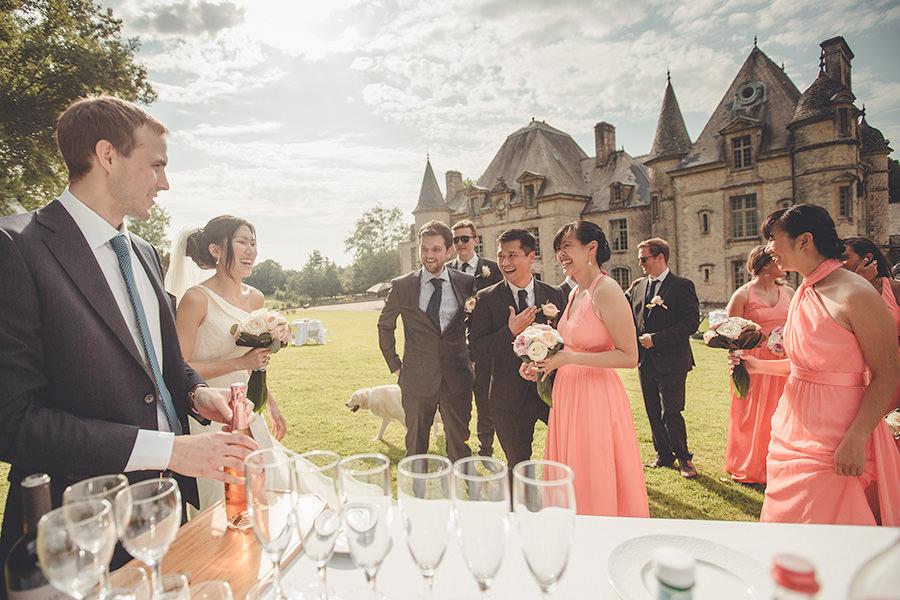 Mariage au chateau de Servigny 42