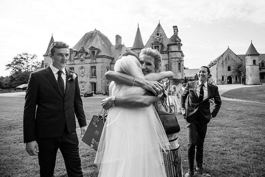 Mariage au chateau de Servigny 43