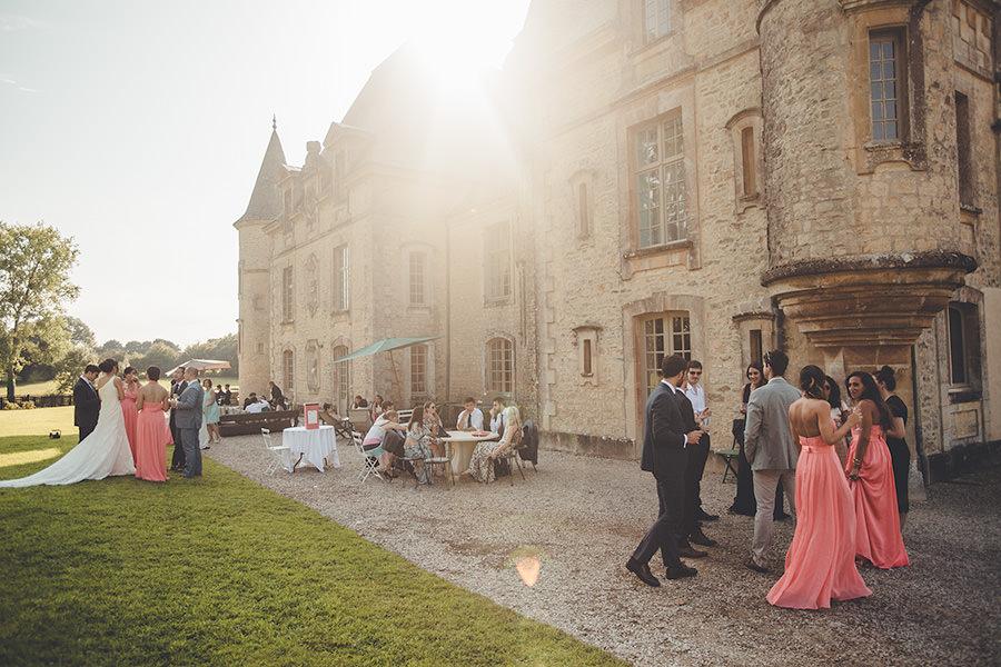 Mariage au chateau de Servigny 45