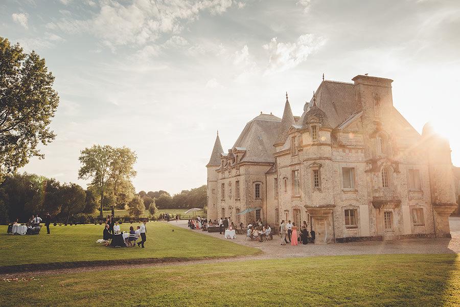 Mariage au chateau de Servigny 47