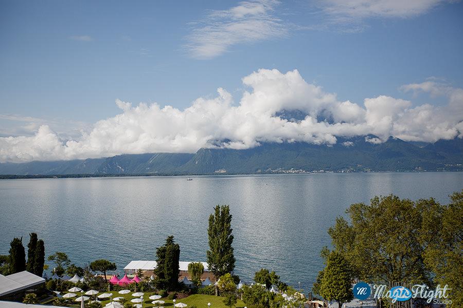 Mariage à Montreux 1