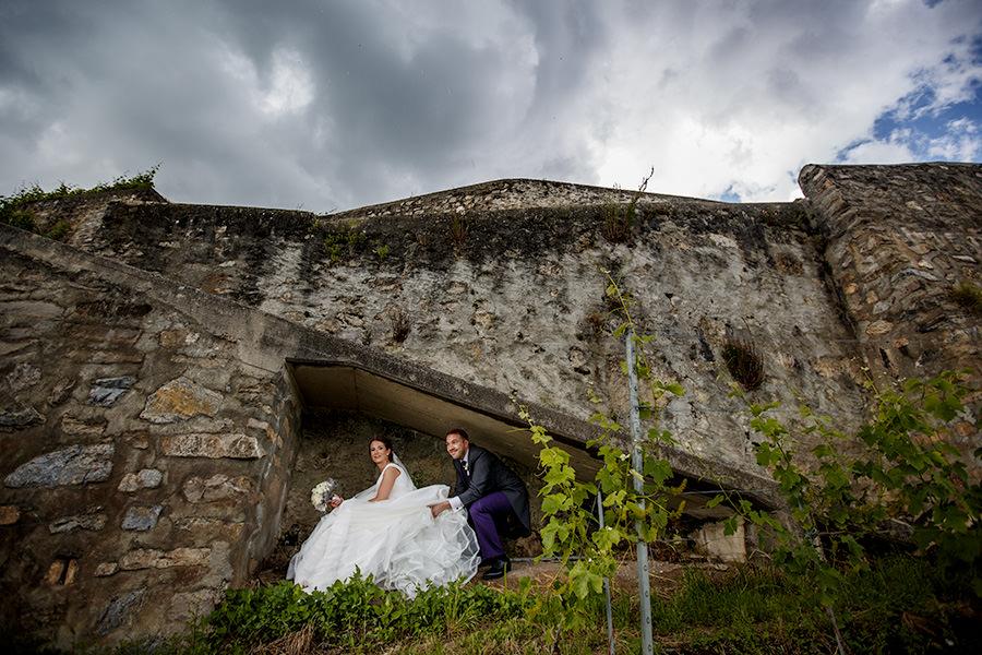 Mariage à Montreux