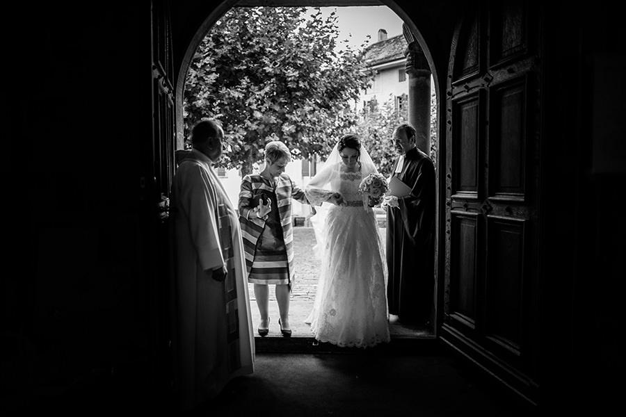 Mariage à Vevey, Suisse 5