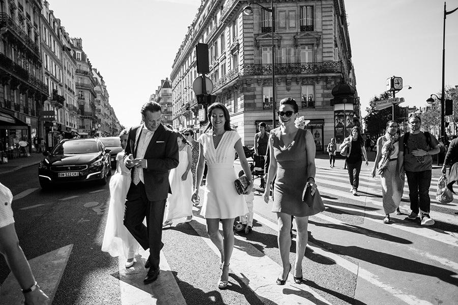 Mariage à Paris, la mairie en premier 11