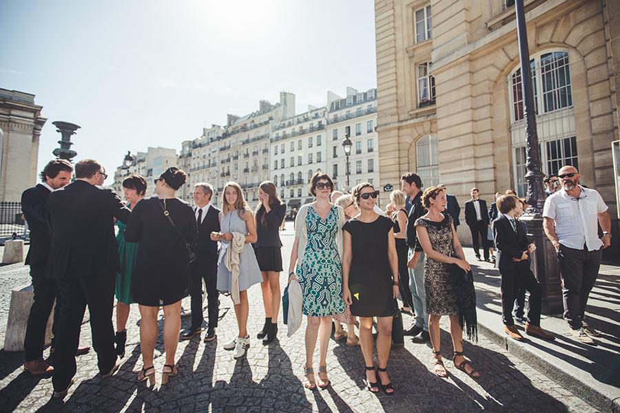 Mariage à Paris, la mairie en premier 12