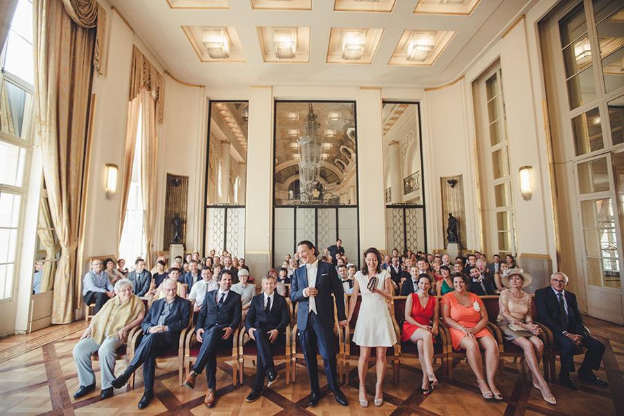 Mariage à Paris, la mairie en premier 19