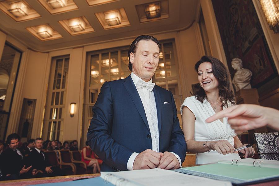 Mariage à Paris, la mairie en premier 20