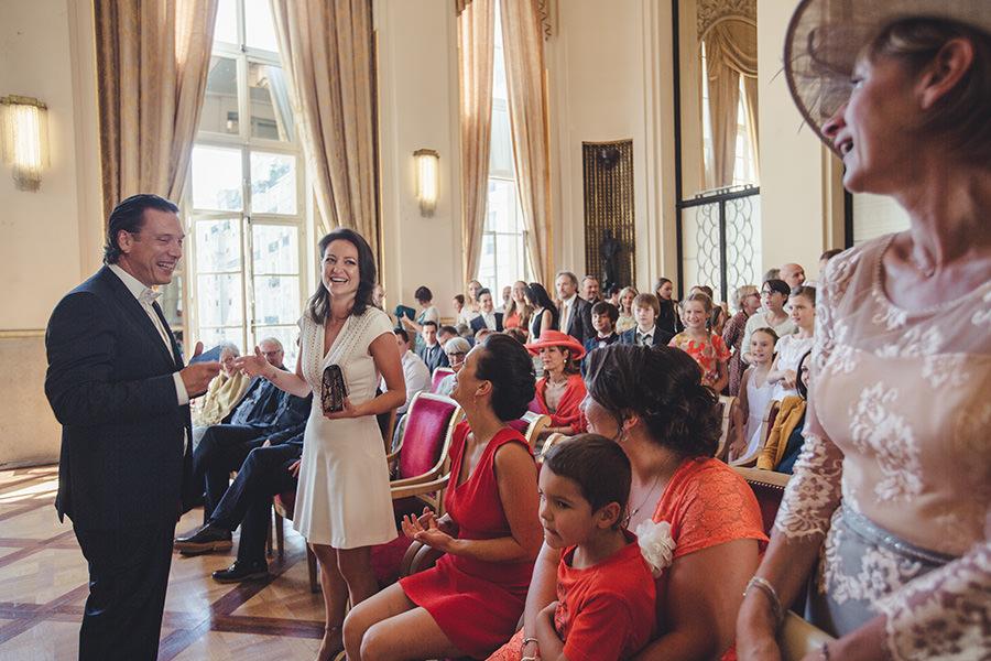 Mariage à Paris, la mairie en premier 21