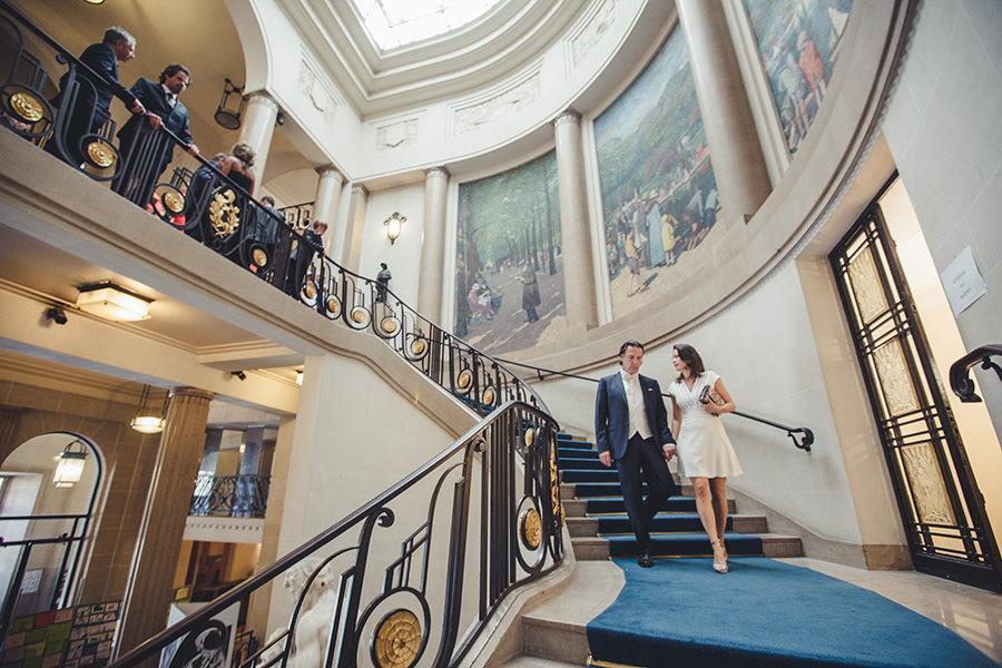 Mariage à Paris, la mairie en premier 22
