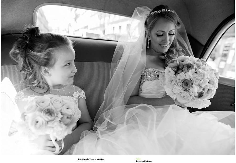 Récompense photo de mariage