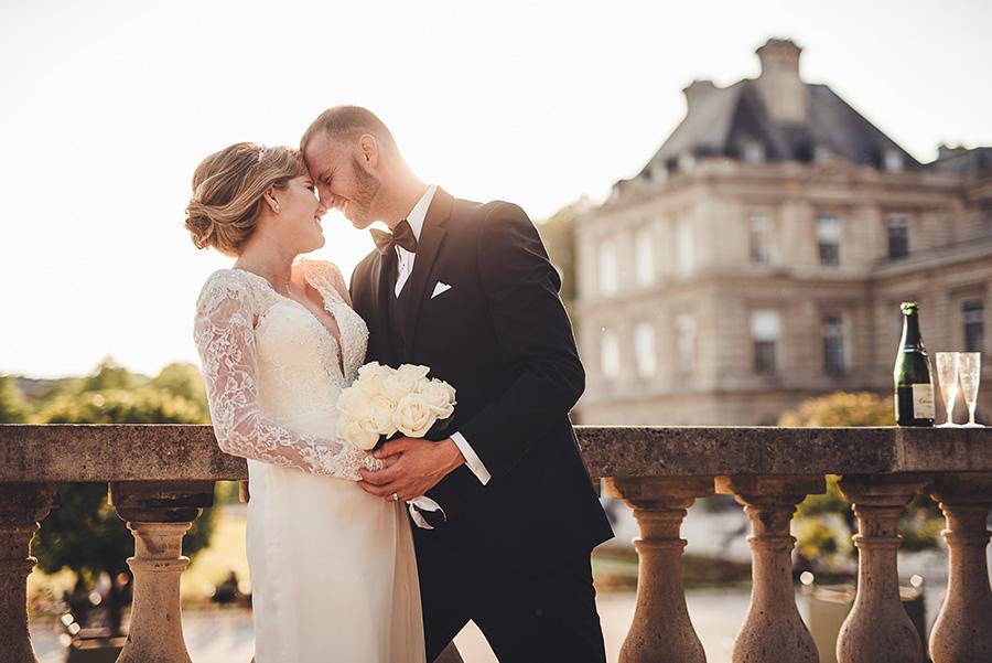 Mariage très intime à Paris 12