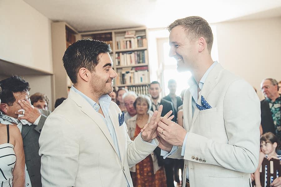 mariage très gai à la campagne 40
