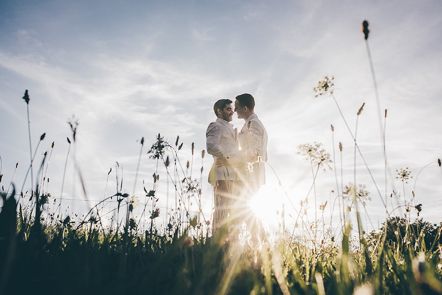 mariage très gai à la campagne 69
