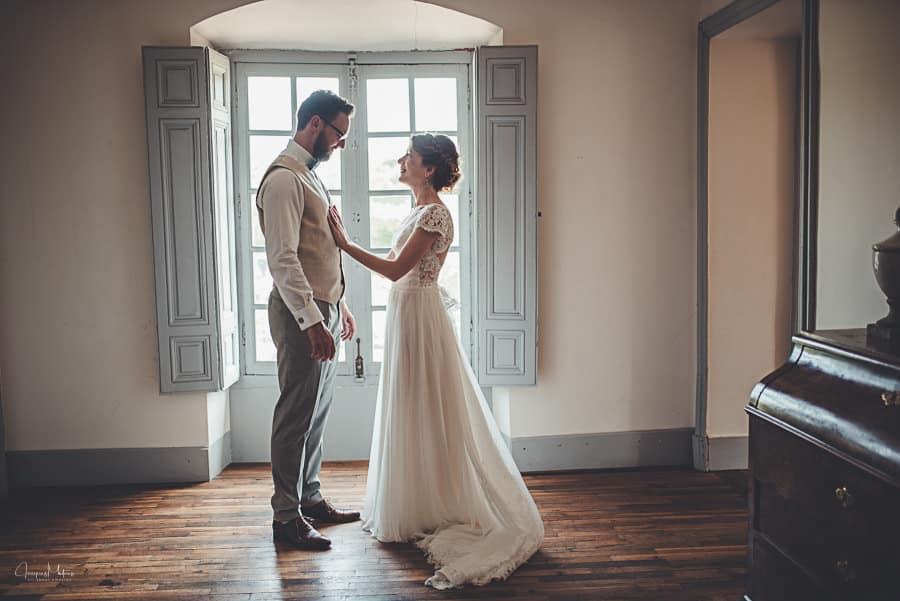 Mariage dans le Loiret - {aperçu} 8