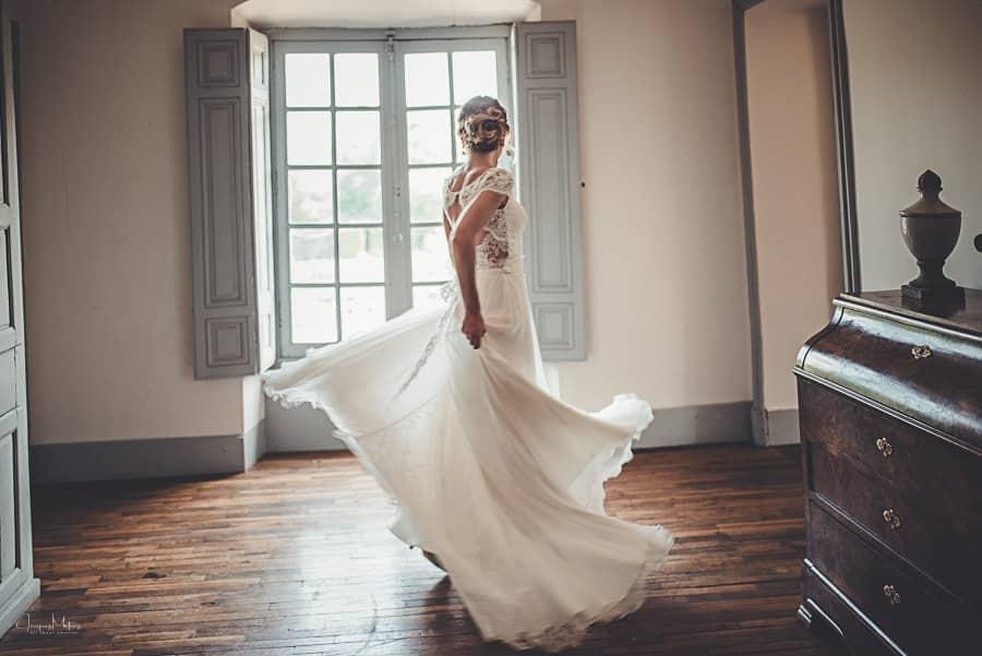 Mariage dans le Loiret - {aperçu} 9