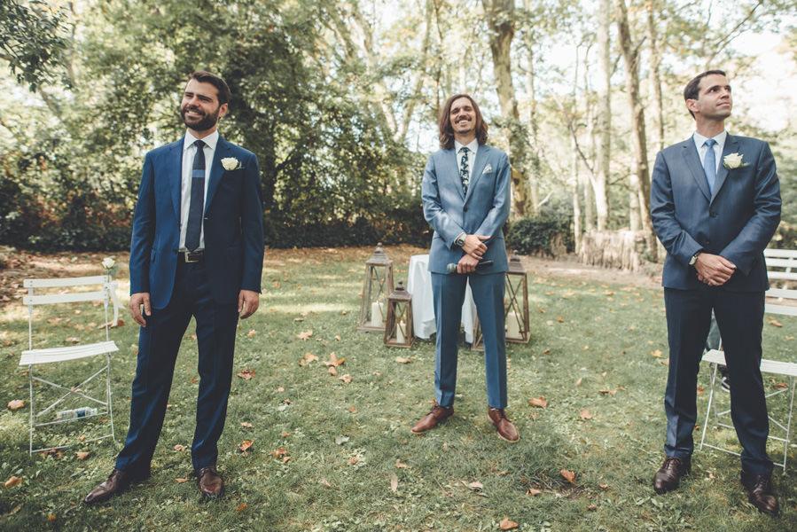 un mariage au chateau de la barben