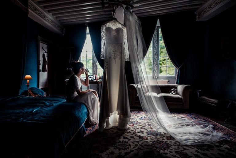 Mariage intime en Bourgogne 4