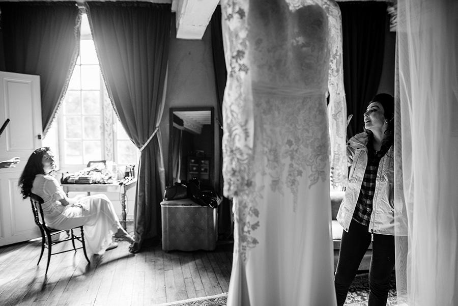 reportage mariage à autricourt, bourgogne