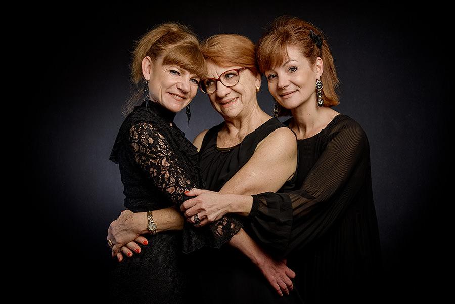 Photo en (belle) famille (heureuse) 4