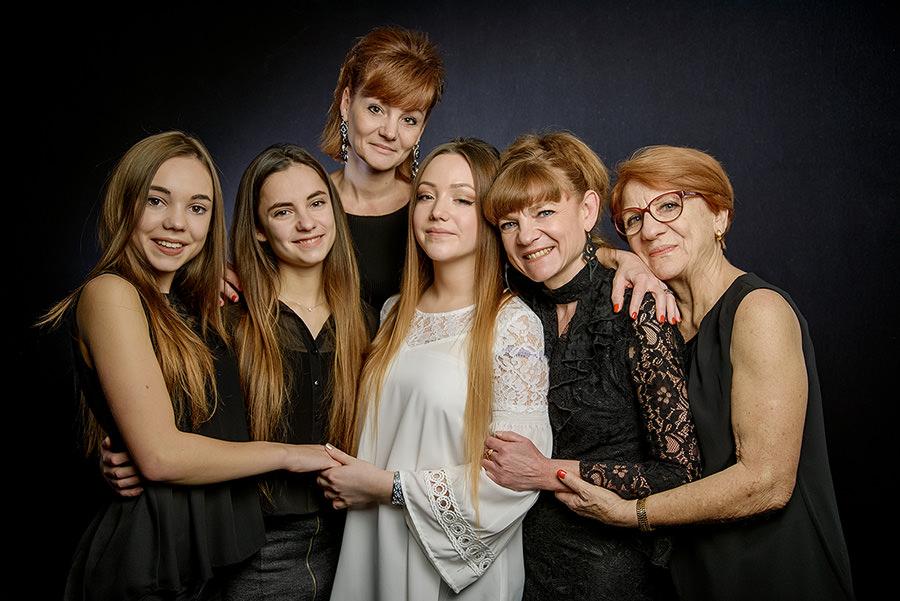 Photo en (belle) famille (heureuse) 5