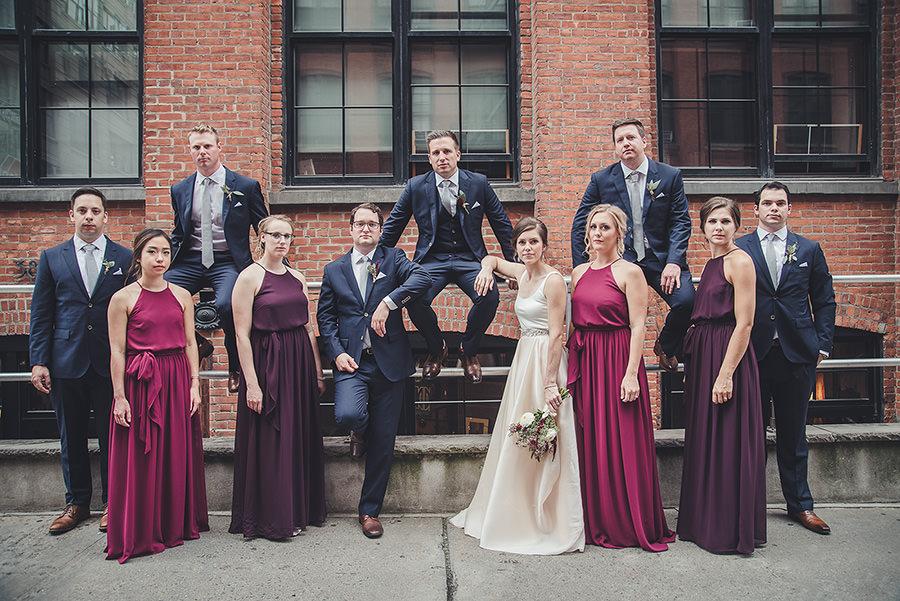 Mariage à Brooklyn, NYC 21
