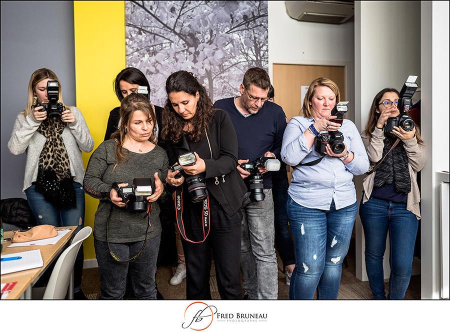 Stage flash Cobra pour photographes professionnels 1