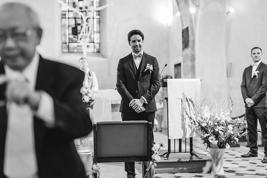 mariage église de gif sur yvette