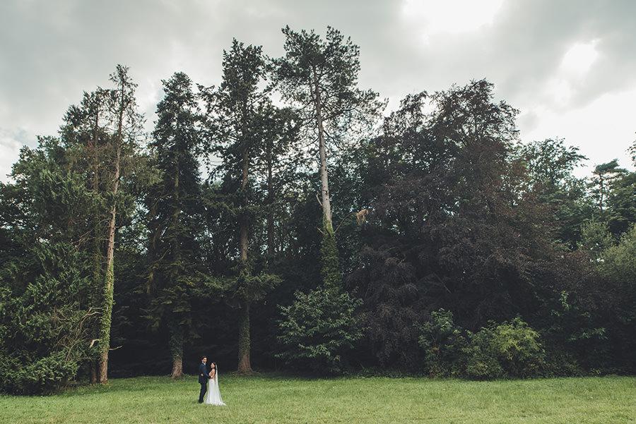 Mariage au château de Meridon, Paris