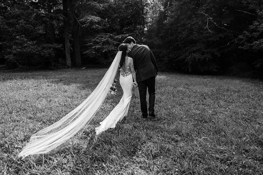 photo de mariage chateau de meridon