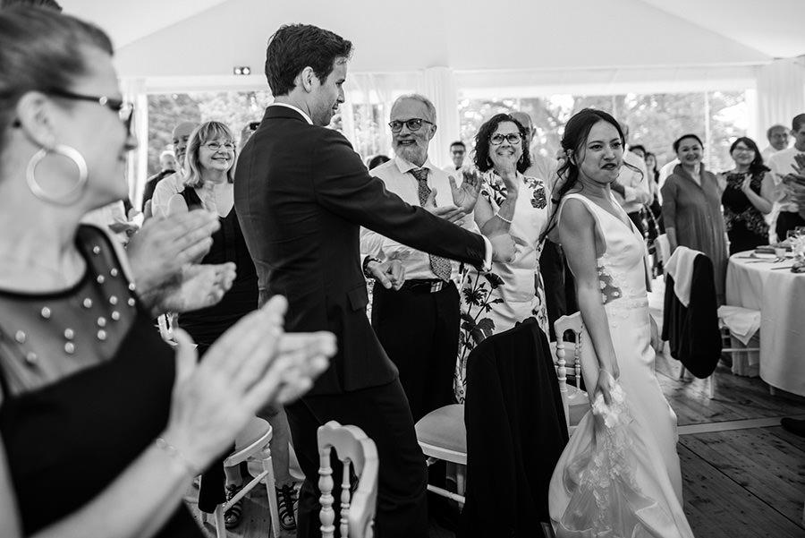 Mariage au château de Meridon, Paris 3
