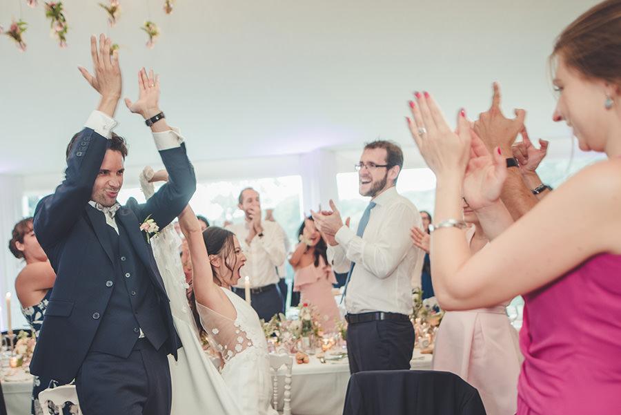 Mariage au château de Meridon, Paris 5
