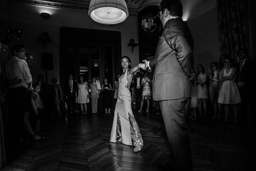 première danse au chateau de meridon