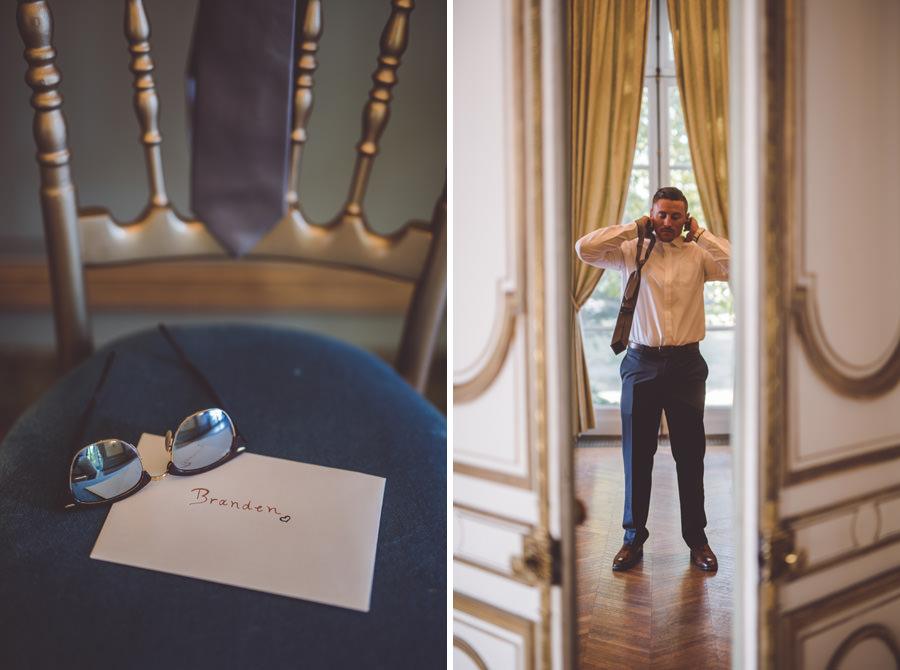 Mariage intime à Paris 1