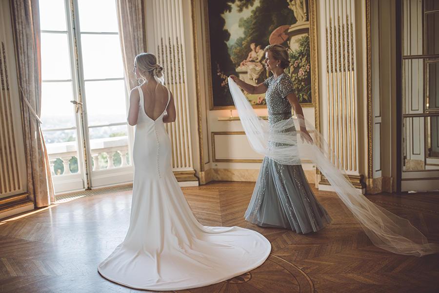 Mariage intime à Paris 6