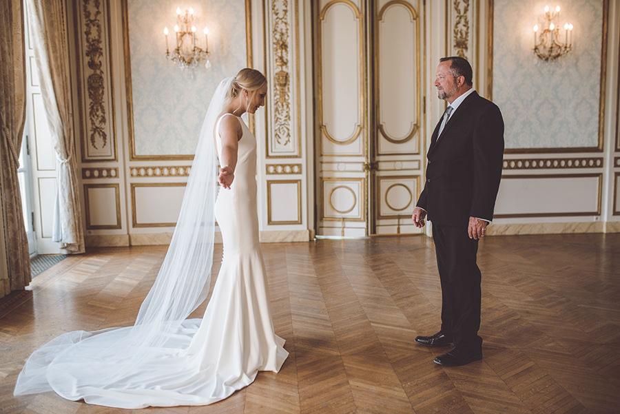 Mariage intime à Paris 11