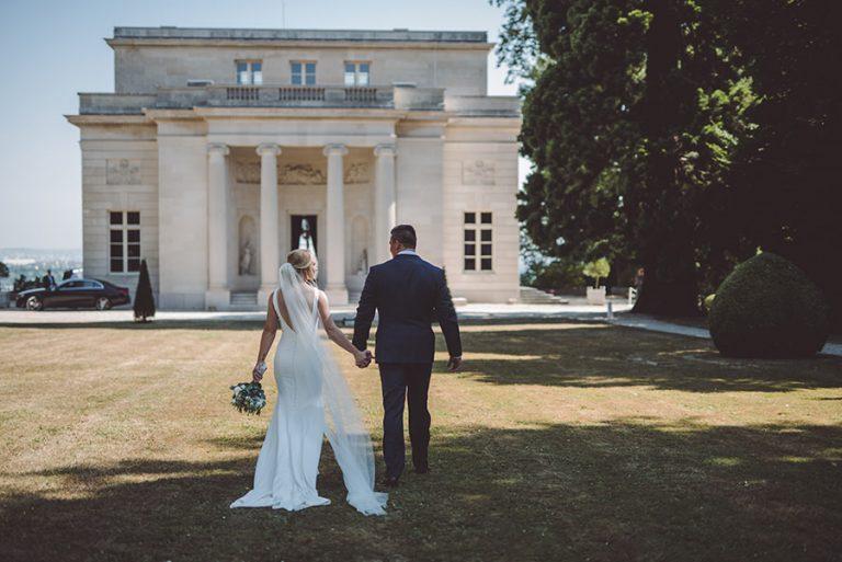 Mariage intime à Paris 18