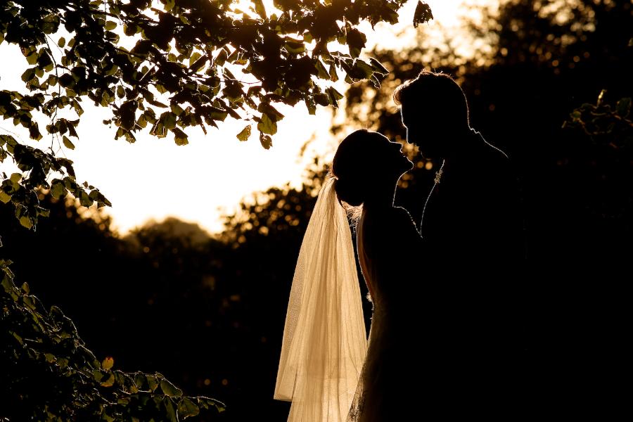 séance photo de couple en fin de mariage