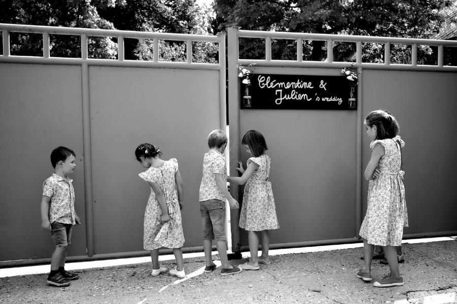 Photographe mariage dans l'Oise 1