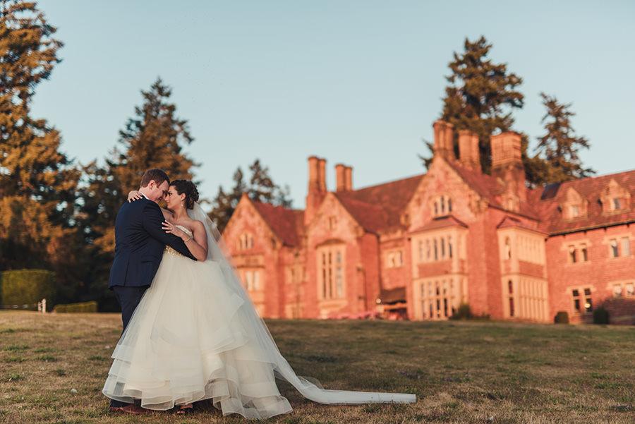 Mariage au Chateau Thornewood, Seattle 71