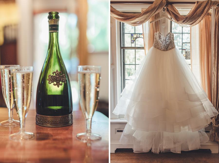 Mariage au Chateau Thornewood, Seattle 1