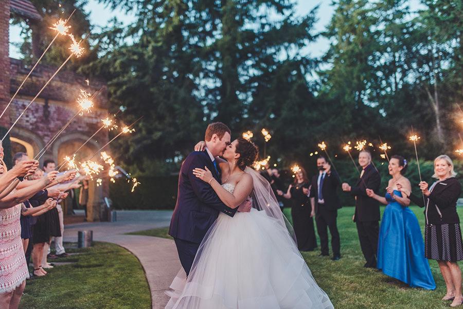 Mariage au Chateau Thornewood, Seattle 74