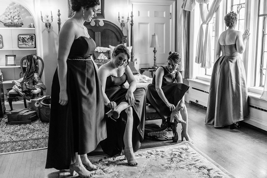 Mariage au Chateau Thornewood, Seattle 7
